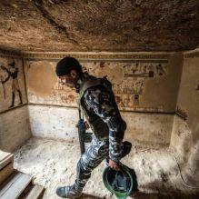 Égypte : une tombe de plus de 2000 ans dévoilée à Sohag (vidéo) By Jack35 1-5