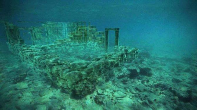 La mystérieuse cité engloutie sous les mers de Pavlopétri (vidéo) By Jack35 1-50