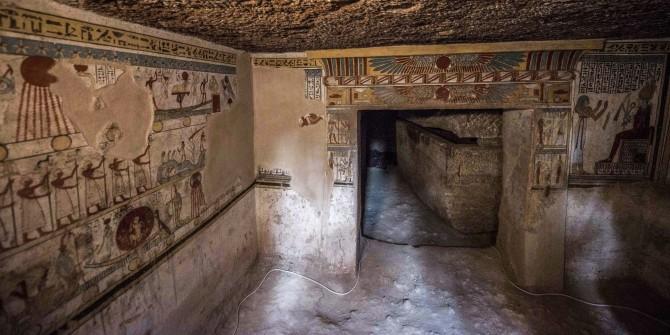 Égypte : une tombe de plus de 2000 ans dévoilée à Sohag (vidéo) By Jack35 1-6