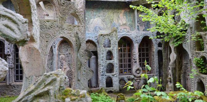 La Maison Sculptée de Jacques Lucas, une demeure étonnante (galerie et vidéo) By Jack35 Capture-17