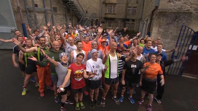 Premier Marathon des Prisons au monde (vidéo) By Jack35 1-48