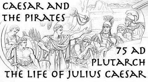 L'époque où Jules César fut capturé par des pirates (vidéo) By Jack35 1-72