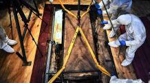 Un sarcophage vieux de 1000 ans ouvert en Allemagne (vidéo) By Jack35  Capture1