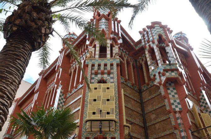 Entrez dans l'architecture somptueuse de la Casa Vicens de Gaudí (galerie et vidéo) By Jack35 1-2-1