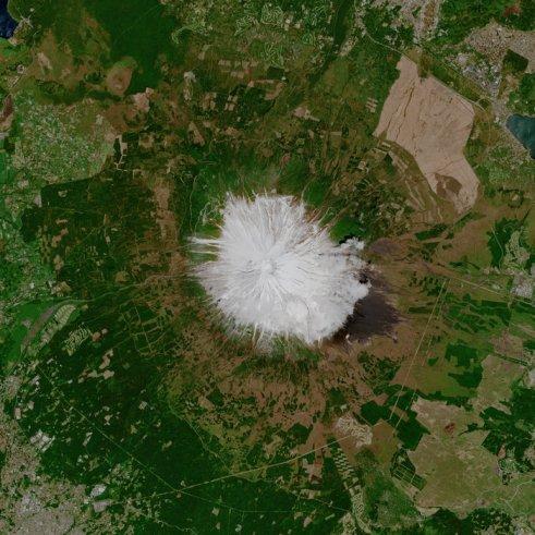 L'Image du Jour : Terre vue de l'espace, le Mont Fuji (vidéo) By Jack35 1-33