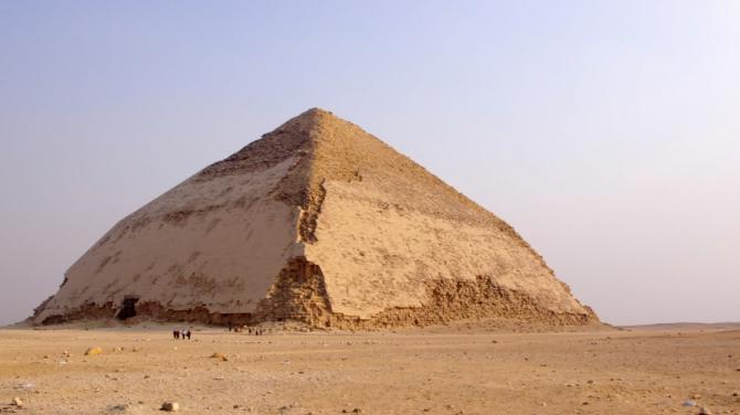 Deux pyramides d'Égypte rouvrent au public (vidéo) By Jack35 1-38