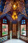 Entrez dans l'architecture somptueuse de la Casa Vicens de Gaudí (galerie et vidéo) By Jack35 5