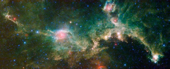 L'image du jour : La Nébuleuse de la Mouette, IC 2177 (vidéo) By Jack35 1-23