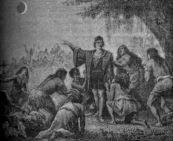 Présages célestes : 29 février 1504, L'éclipse qui a sauvé Christophe Colomb et son équipage de la famine (vidéo) By Jack35 1-48