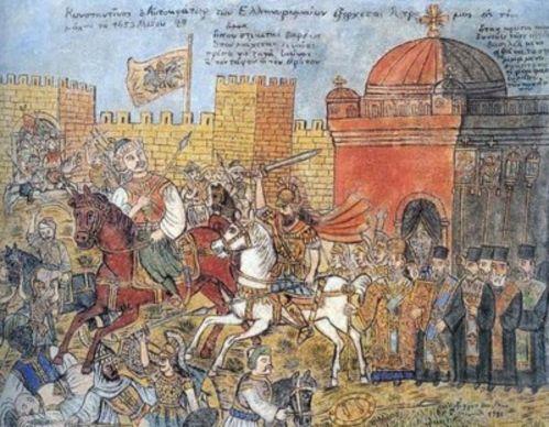 Présages célestes : 22 mai 1453 Eclipse Lunaire de Constantinople (vidéo) By Jack35 1-57