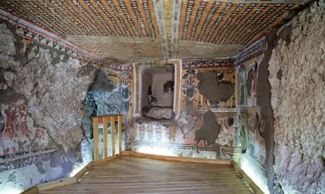 Egypte : deux nouveaux tombeaux dévoilés à Louxor (vidéo) By Jack35 1-19
