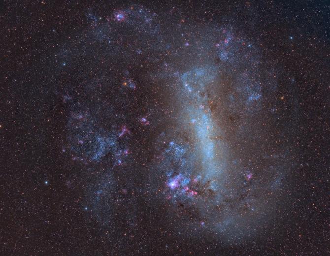 L'image du jour : Le Grand Nuage de Magellan (vidéo) By Jack35 1-47