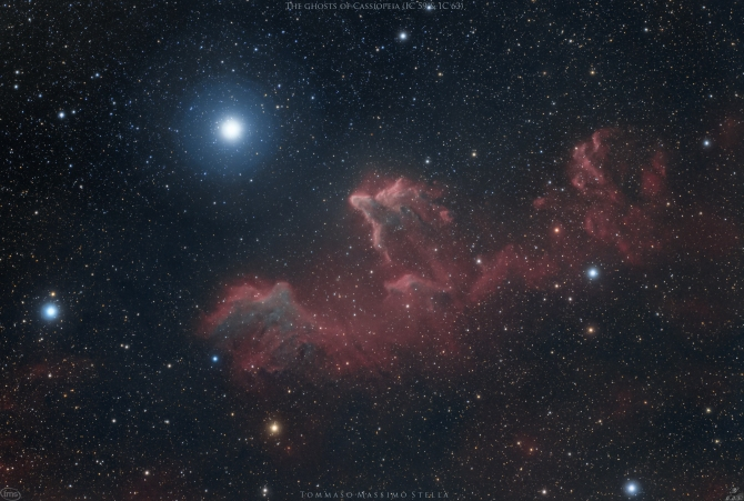 L'image du jour : IC 59 et IC 63 (vidéo) By Jack35 1
