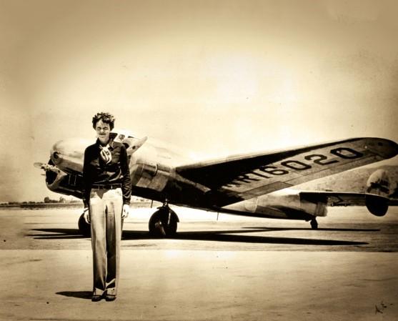 Perdue en mer : le mystère du dernier vol d'Amelia Earhart (vidéo) By Jack35 1-10