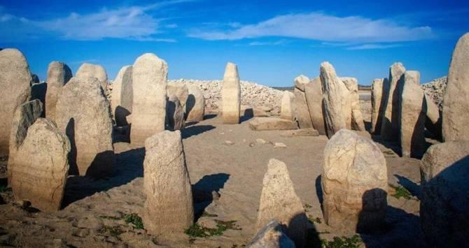 La sécheresse découvre un site étonnant de «Stonehenge» en Espagne (vidéo) By Jack35 1-58