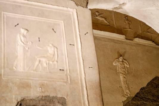 Une mystérieuse basilique païenne dévoilée à Rome (diaporama & Vidéo sur Bidfoly.com) By Jack35 6-2