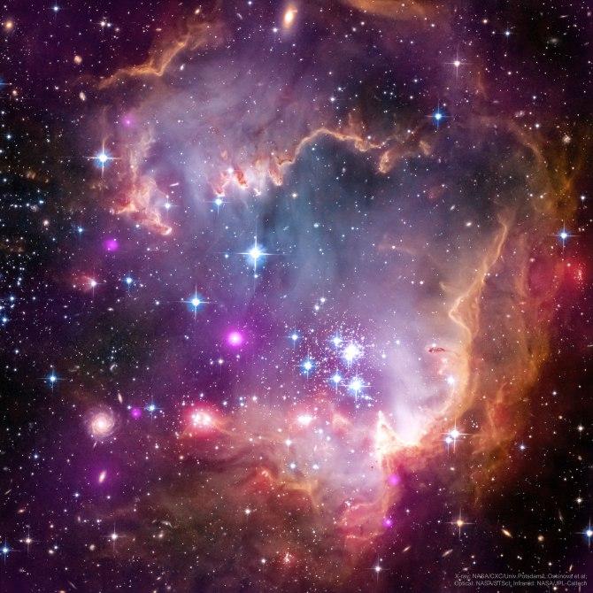L'image du jour : Vers NGC 602 et au-delà (vidéo) By Jack35 1-59