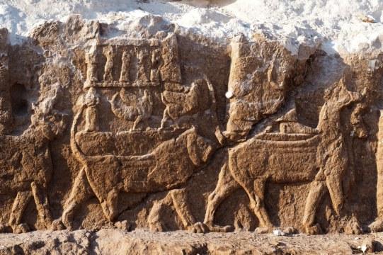 Découverte de reliefs assyriens extrêmement rares en Irak (vidéo) By Jack35 1-81