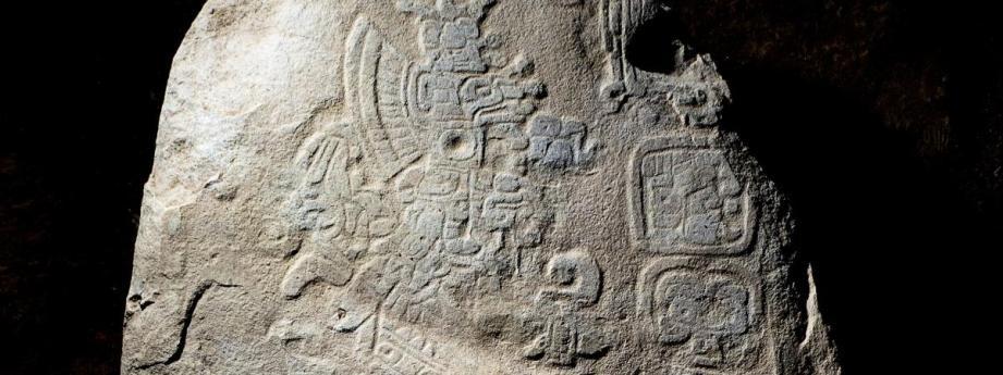 La naissance de l'écriture maya se dévoile sur une stèle (vidéo) By Jack35 1-36