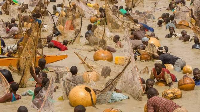 Le festival Argungu rouvre au Nigeria (vidéo) By Jack35 1-50
