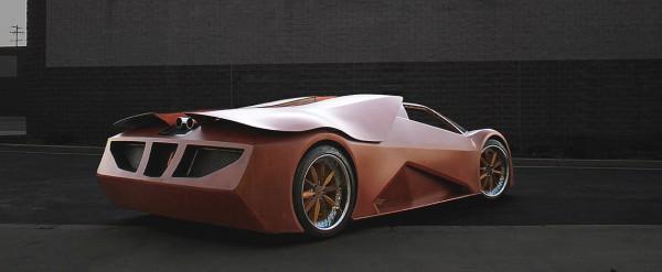 Il crée des voitures en bois et son travail est spectaculaire (galerie et vidéo) By Jack35 11-1