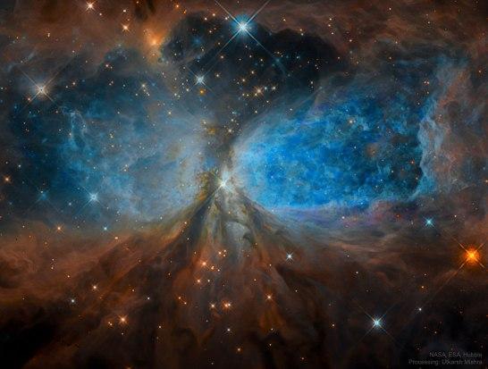 L'image du jour : La région de formation d'étoiles, Sharpless 2-106 (vidéo) By Jack35 2-23