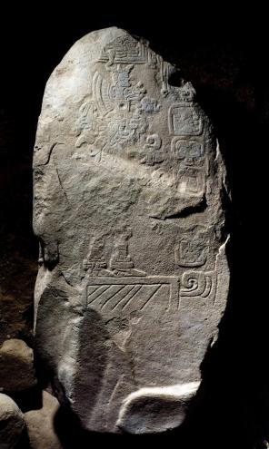 La naissance de l'écriture maya se dévoile sur une stèle (vidéo) By Jack35 2-9