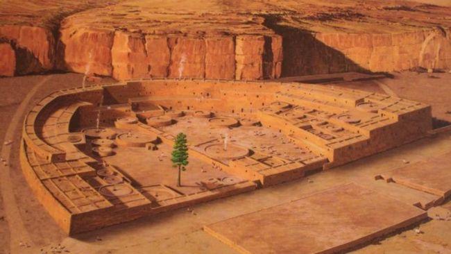 Le célèbre «  arbre de vie  » de Chaco Canyon pourrait simplement être un banc (vidéo) By Jack35 1-17
