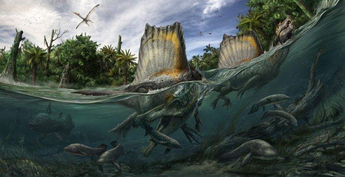 Les paléontologues pensent avoir trouvé «l'endroit le plus dangereux» de l'histoire de la Terre (vidéo) By Jack35 3-19