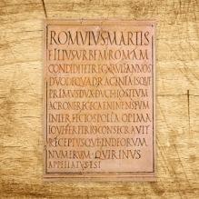 Acta diurna : le premier quotidien de l'Histoire était romain (galerie et vidéo) By Jack35 7-8
