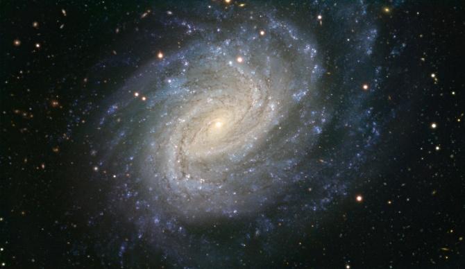 L'image du jour : La galaxie spirale barrée, NGC 1187 (vidéo) By Jack35 1-28