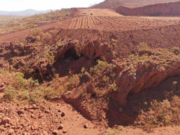 Un site aborigène vieux de 46 000 ans vient d'être détruit délibérément en Australie (diaporama et vidéo) By Jack35 2-21
