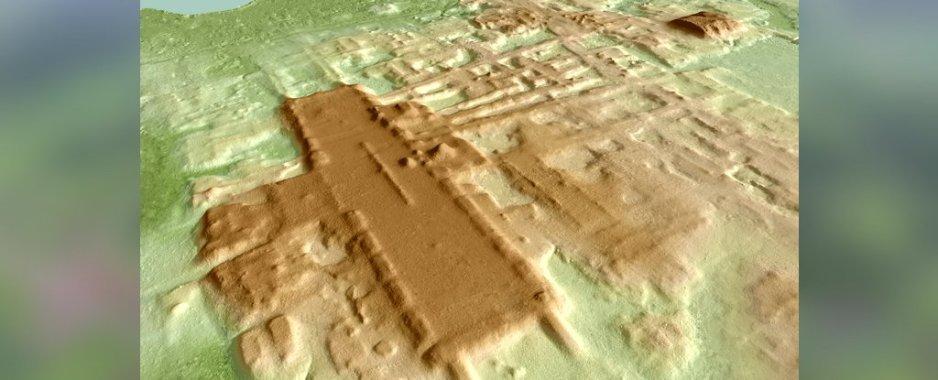 Le plus grand et le plus ancien monument maya jamais découvert se trouve sous le Mexique (vidéo) By Jack35 1-15