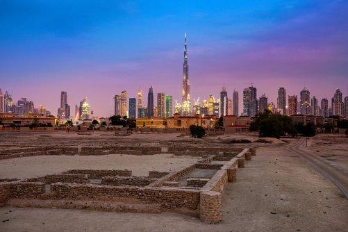 Dubaï, une ville riche de découvertes archéologiques mystérieuses (vidéo) By Jack35 1-44