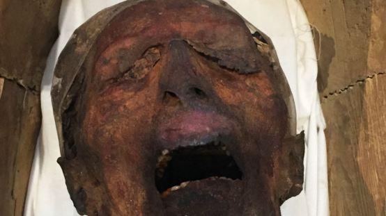 Le mystère la « momie hurlante » résolu (vidéo) By Jack35 1-86