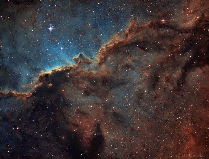 L'image du jour : Les dragons de l'Autel, NGC 6188 (vidéo) By Jack35 1-96