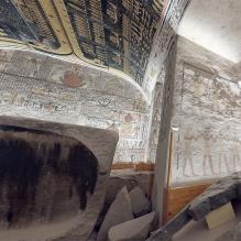 Une visite virtuelle 3D dans le tombeau du pharaon Ramsès VI (vidéo) By Jack35 4-10