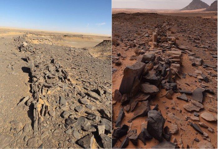 La première étude détaillée approfondit le mystère des vastes monuments de pierre en Arabie saoudite (vidéo) By Jack35 1-40