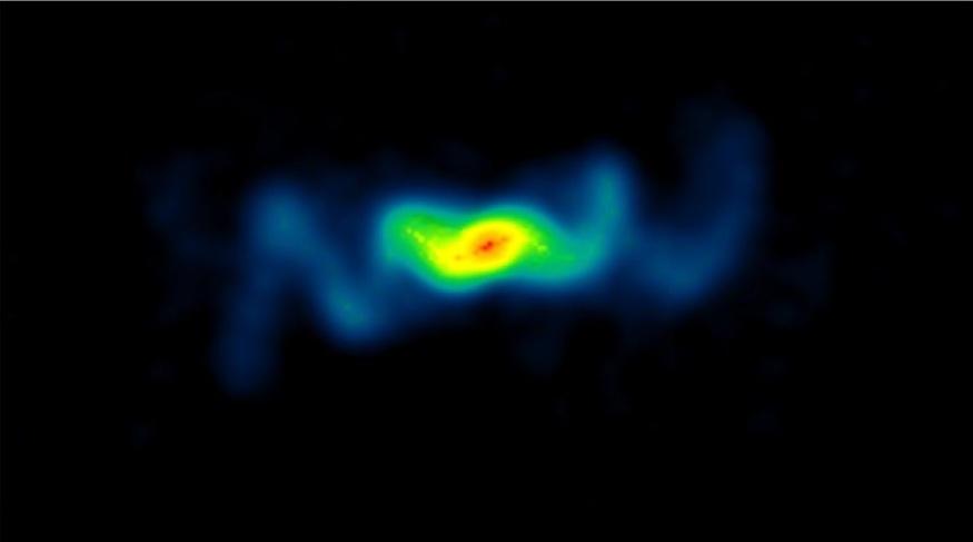 L'image du jour : Micro-Quasar étoile binaire SS 433 (vidéo) By Jack35 1-31