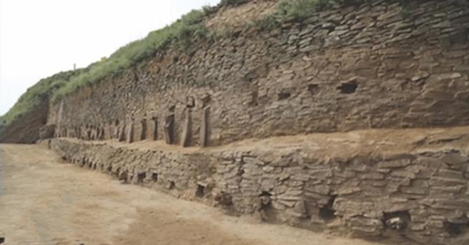Des archéologues révèlent les vestiges d'une pyramide vieille de 4300 ans en Chine (vidéo) By Jack35 1-44