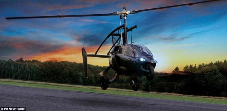 Les voitures volantes à l'approche du ciel européen (vidéo) By Jack35 1-53