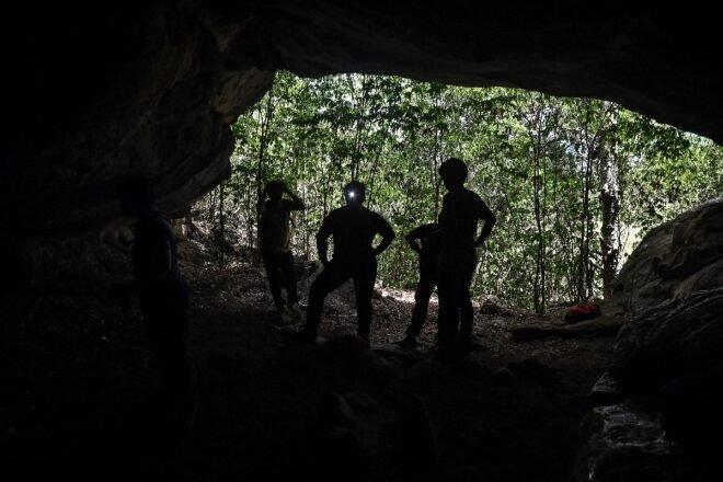 Des peintures millénaires mises au jour au cœur de la jungle thaïlandaise (diaporama et vidéo) By Jack35 3-3