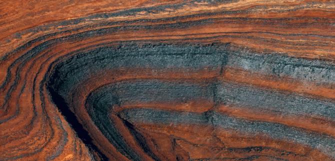 Des photographies aériennes frappantes du paysage aride de la Namibie apparaissent comme des peintures abstraites (galerie) By Jack35 Capture-34