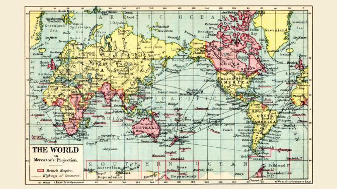 Quel était le plus grand empire du monde ? (vidéo) By Jack35 1-50