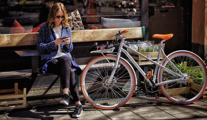 Ce vélo est fabriqué à partir de capsules de café recyclées (vidéo) By Jack35 1-52