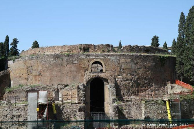 À Rome, le mausolée de l'empereur Auguste est restauré (vidéo) By Jack35 1-57