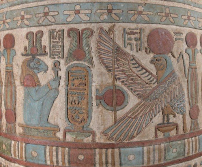 Un temple égyptien antique révèle des constellations d'étoiles jusque-là inconnues (diaporama et vidéo) By Jack35 2-18