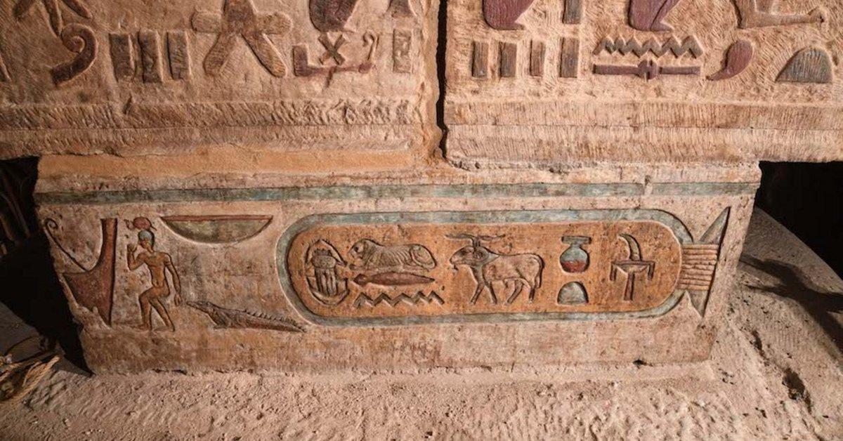 Un temple égyptien antique révèle des constellations d'étoiles jusque-là inconnues (diaporama et vidéo) By Jack35 4-14