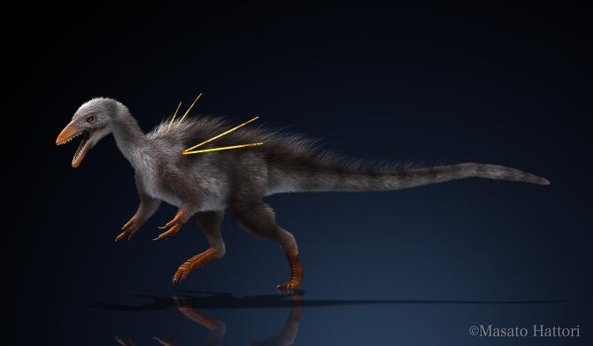 Le dinosaure le plus étrange jamais découvert (vidéo) By Jack35 1-6
