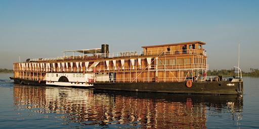 Le Steam Ship Sudan remonte le Nil (vidéo) By Jack35 1-74